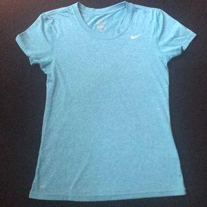 Nike short sleeved Dri-fit shirt